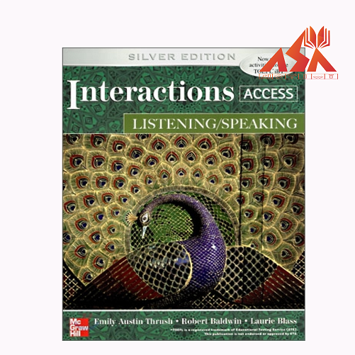 Interactions Access Listening/Speaking Silver Edition