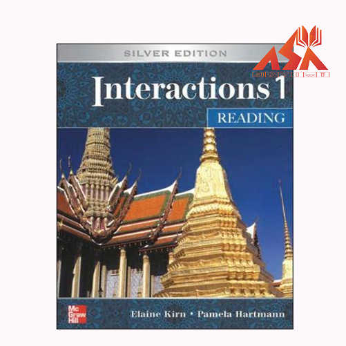 Interactions 1 Reading Silver Edition