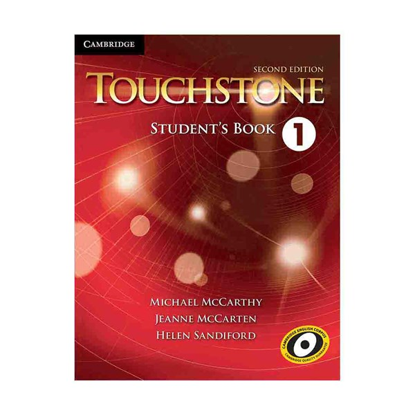 Touchstone 1 2nd  S.B+W.B+CD وزیری