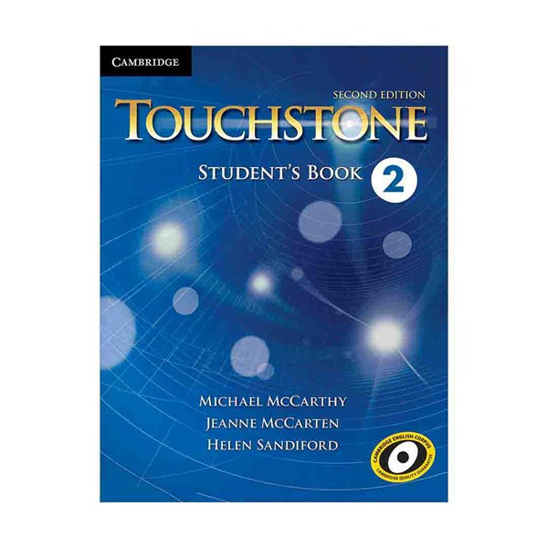 Touchstone 2 2nd S.B+W.B+CD وزیری