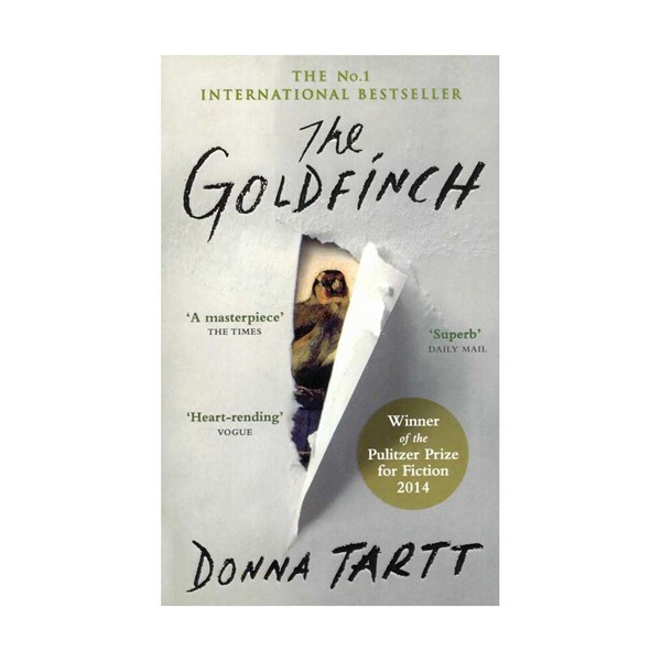 The Goldfinch +DVD