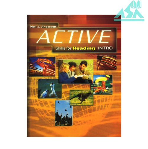 Active Skills For Reading Intro 2nd +cd