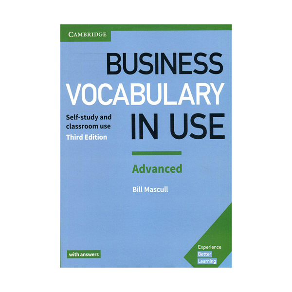 Business Vocabulary in Use Advanced 3rd