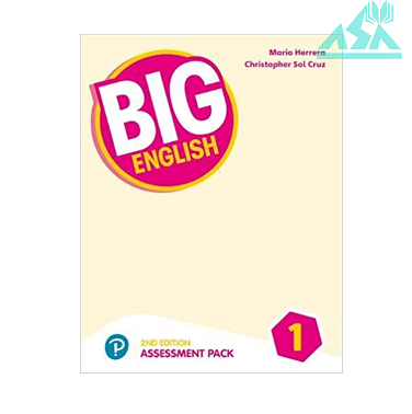 BIG English 1 2nd Assessment Pack