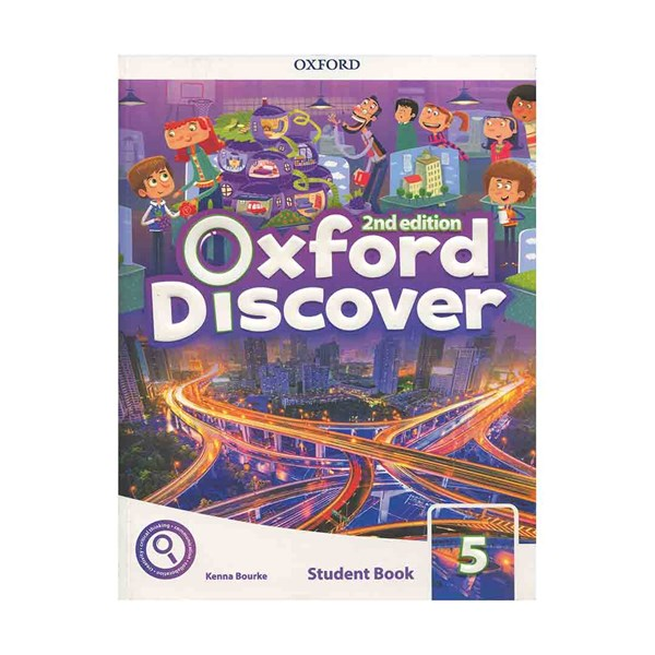 Oxford Discover 5 2nd