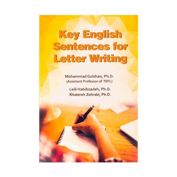 Key English Sentences for Letter Writing
