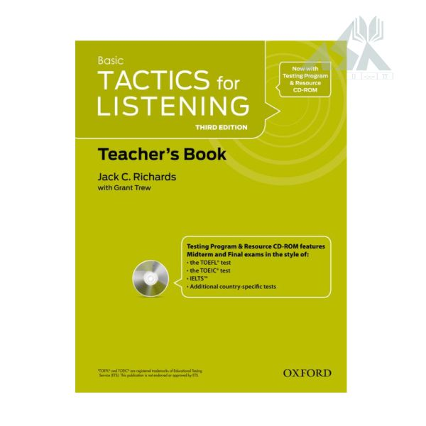 Basic Tactics for Listening 3rd Teacher's Resource Pack